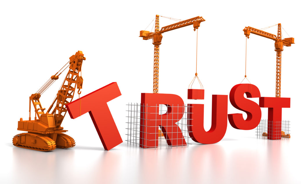 Commentary Building Trust Between >> Commentary The Truth About Trust What Will Matter