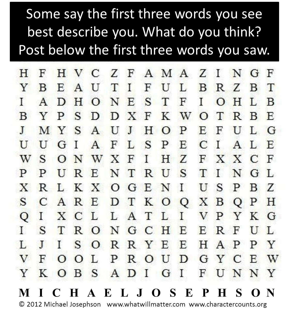 worth reading some say the first three words you see best click