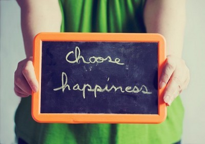 Post image for COMMENTARY 917.5: Happiness Is a Choice