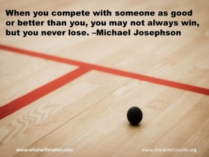 Post image for COMMENTARY 931.2: If You Love Competition, You Never Lose