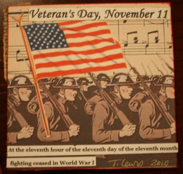 Veterans day 11th hour