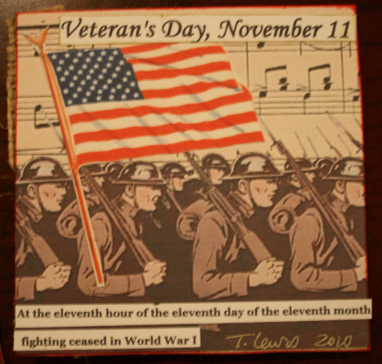 Veterans Day Salute: 21 Vintage Posters and Postcards - A grateful ...