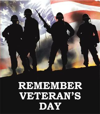 Veterans day Remeber