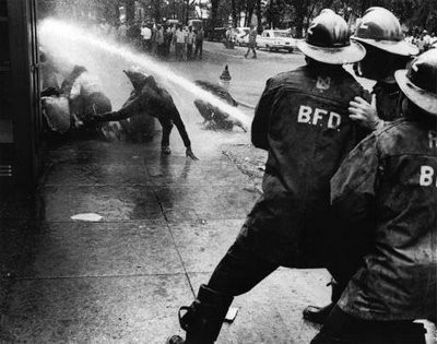 MLK civil rights hoses