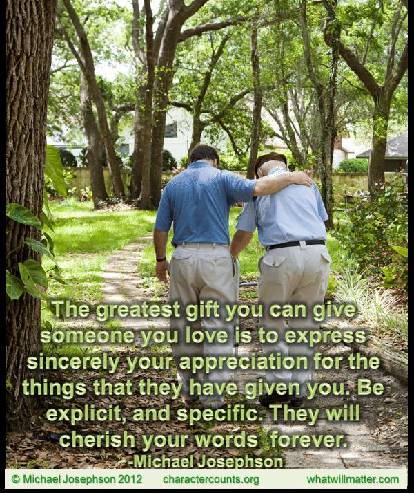 Gratitude -greatest gift