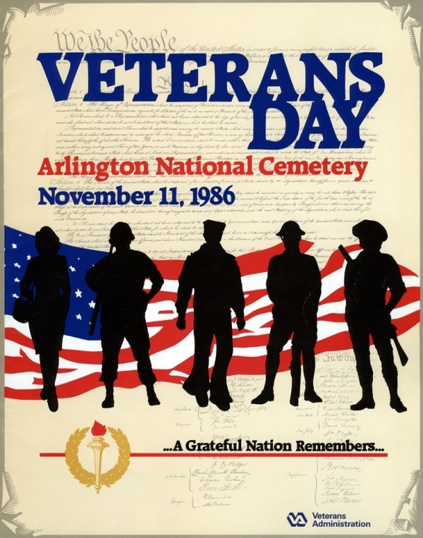 Veterans Day 1986