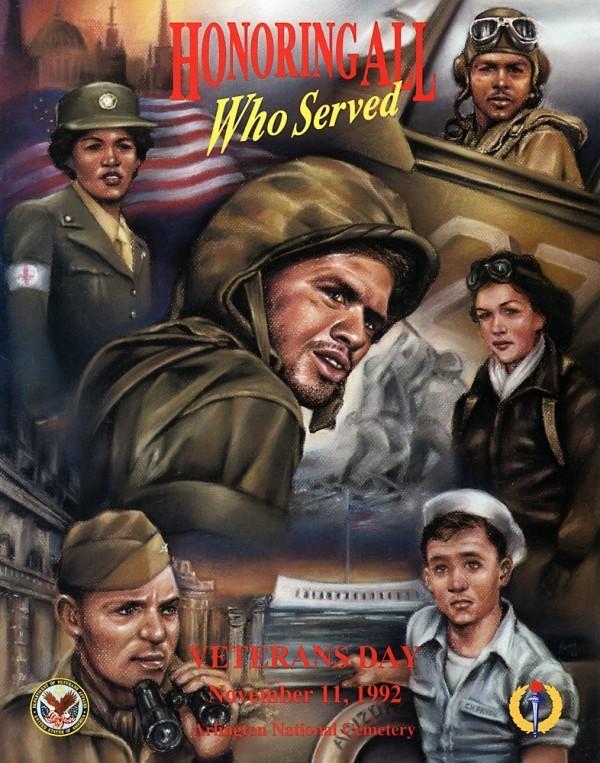 Veterans day 1992
