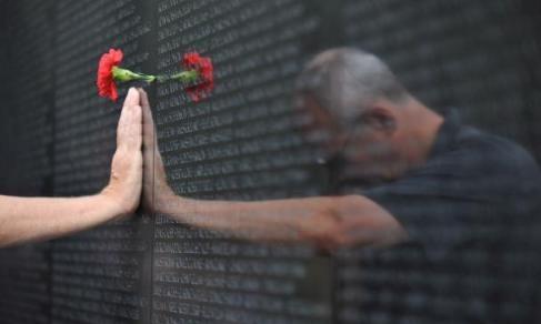 Veterans day - modern wall