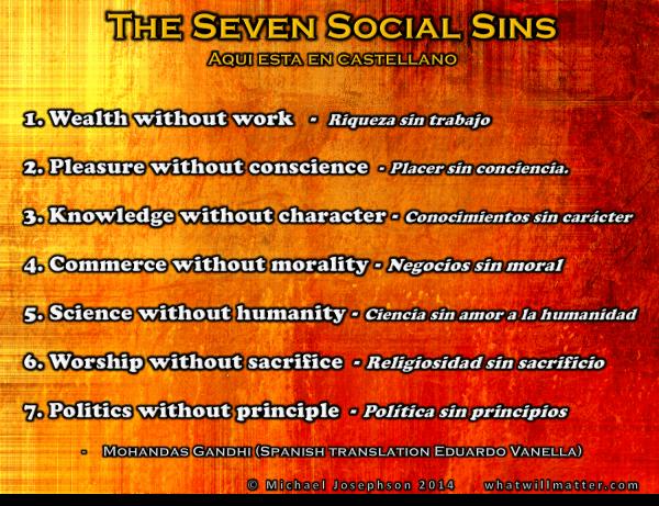 1 7 social sins