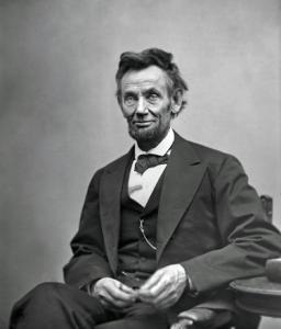 Lincoln Feb 5 1965 (last known portrait)