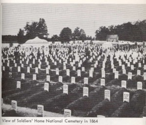 0 Memorial Day CW9 national-cemetery-in-1864
