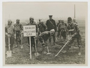 0 Memorial Day WW1 mustard gas