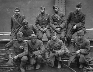 0 Memorial Day WWI 1 black soldiers 369th_15th_New_York