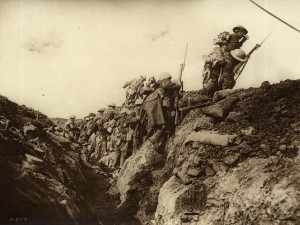 0 Memorial Day WWI trenches