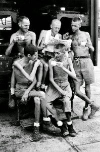 0 Memorial Day WWII 15 prisoners