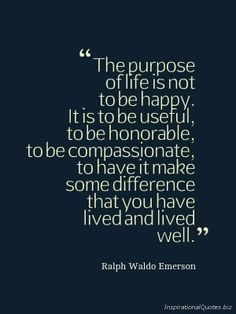 01 purpose of life
