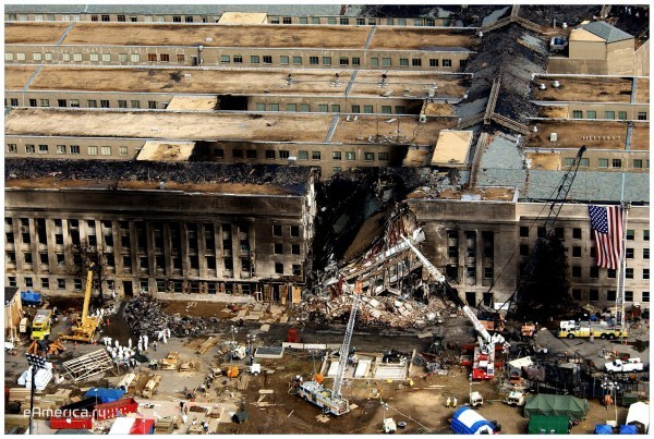 Historic moments - 9-11 Pentagon 2