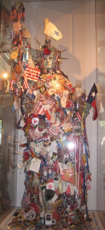 Historic moments - 9-11Statue of Liberty art