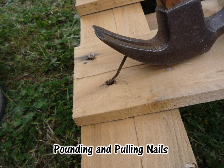 00 Pounding nails