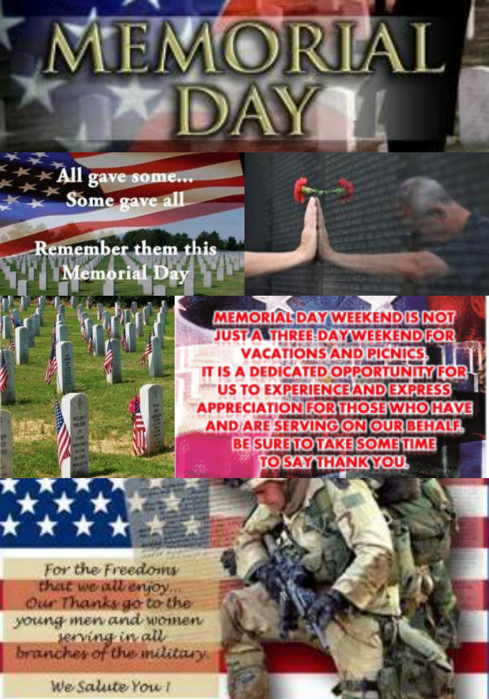 Memorial Day Best Ever Quotations For Memorial Day What Will Matter