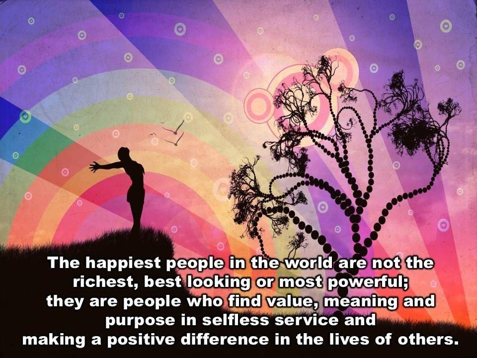Happineess and success