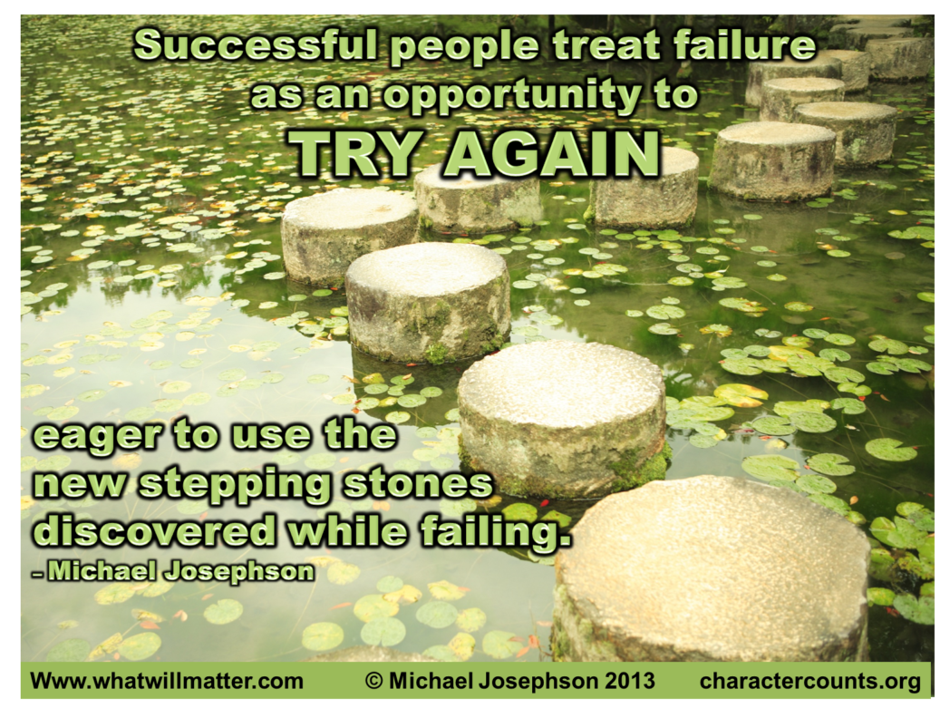 Persistence - try again