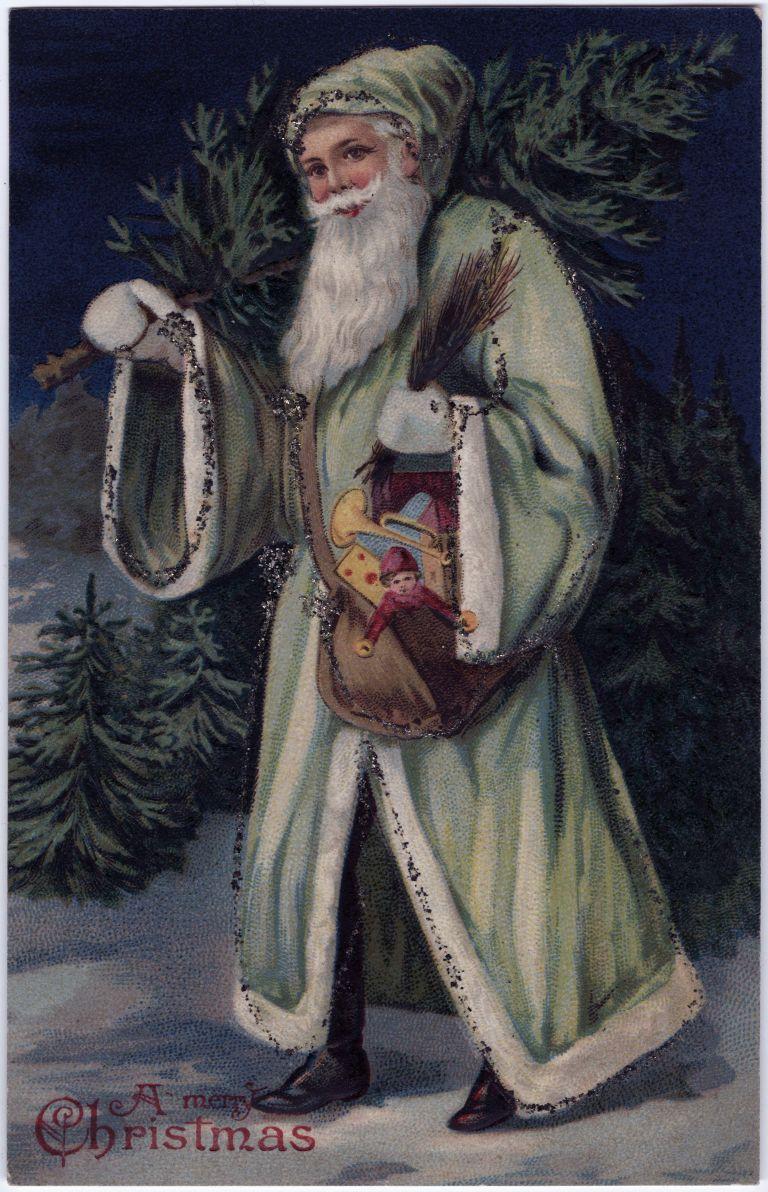 beautiful vintage christmas cards