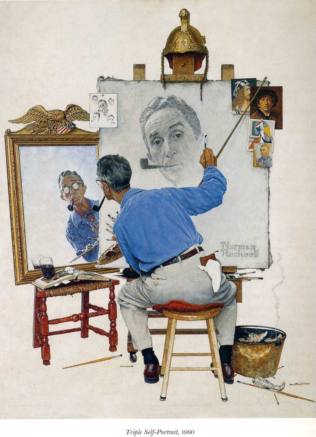 Christmas Through the Eyes of Norman Rockwell - What Will Matter