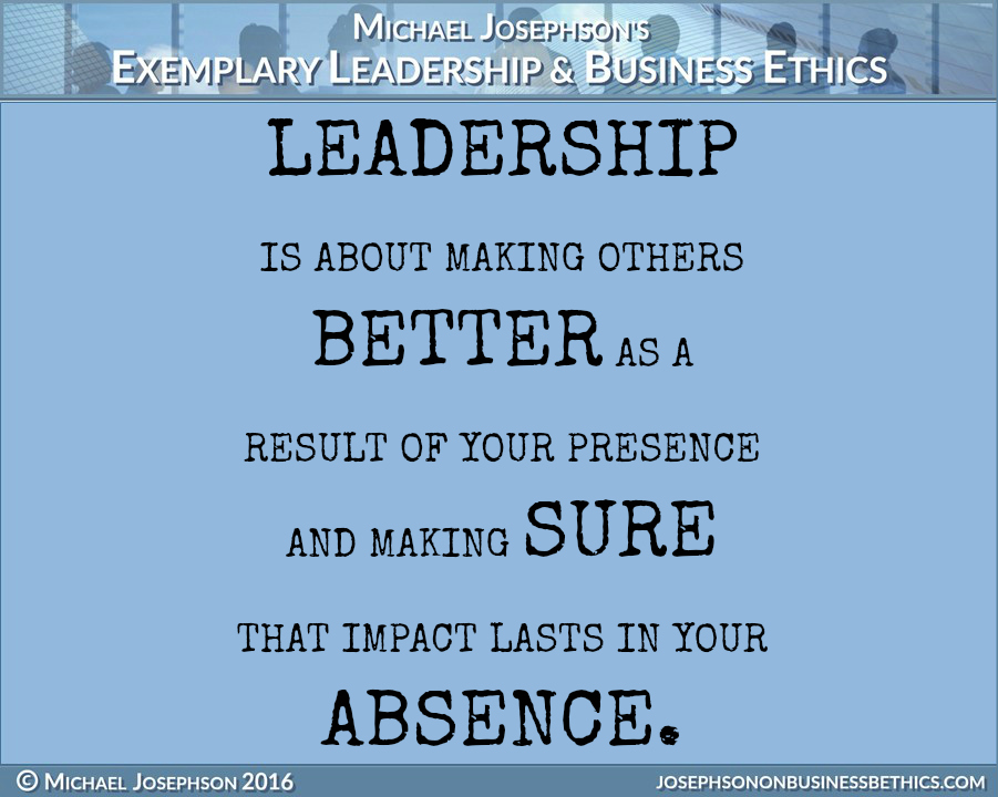 Indiana University Address >> BEST EVER POSTER QUOTES ON LEADERSHIP – What Will Matter
