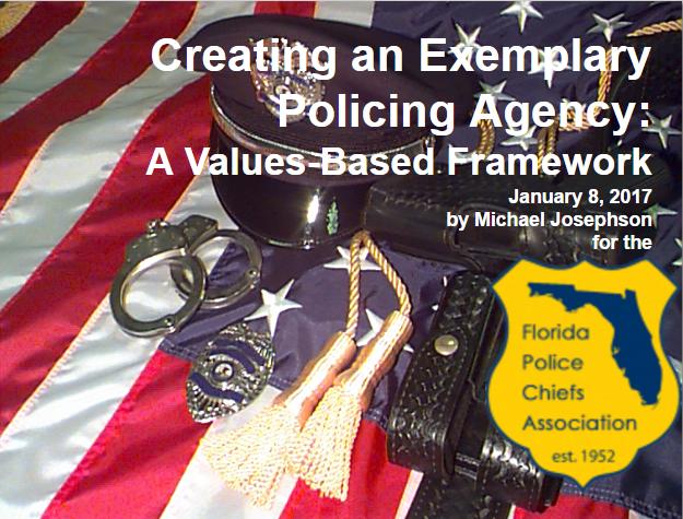 florida police chiefs