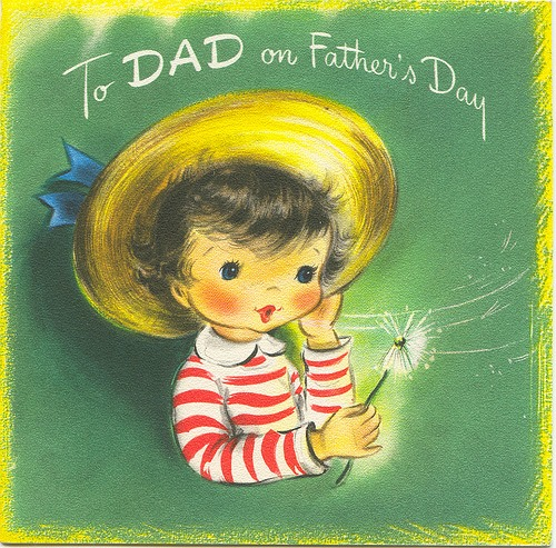 Father's Day Vintage Cards and Images